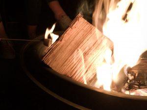 CU18 fire