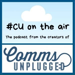 #CUontheair logo