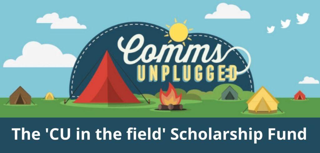 CU in the field 2021 logo