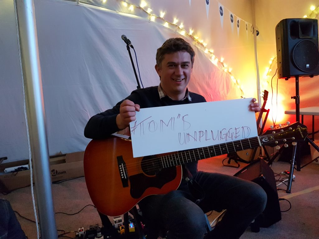 CU19 Tom Clements unplugged