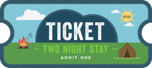 Two Night Stay ticket